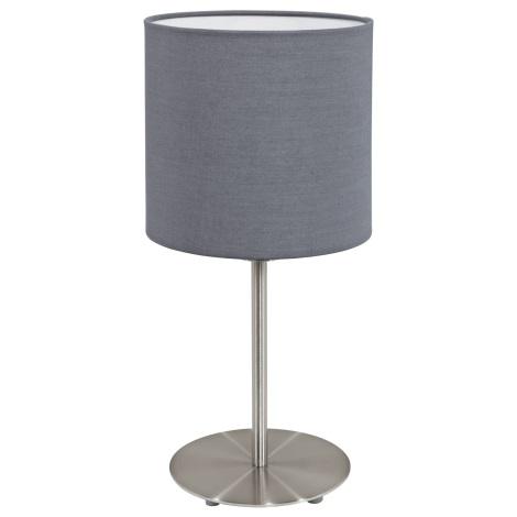 Eglo 95728- Asztali lámpa PASTERI 1xE14/40W/230V