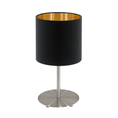 Eglo 95729- Asztali lámpa PASTERI 1xE14/40W/230V
