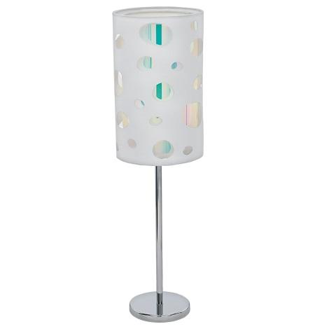 Eglo 95735 - Asztali lámpa MONEDA 1xE27/60W/230V