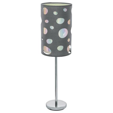 Eglo 95736 - Asztali lámpa MONEDA 1xE27/60W/230V