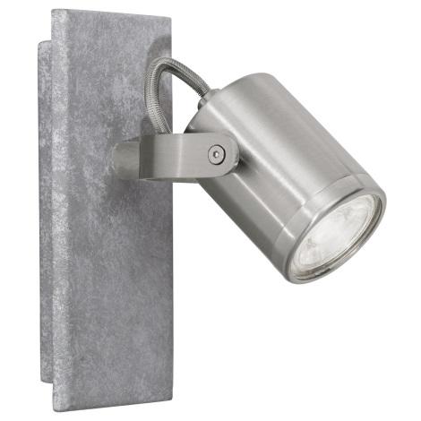 Eglo 95741 - LED Spotlámpa PRACETA 1xGU10-LED/3,3W/230V