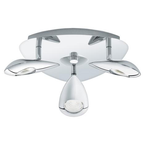 Eglo 95752 - LED Spotlámpa PEDREGAL 3xLED/3,3W/230V