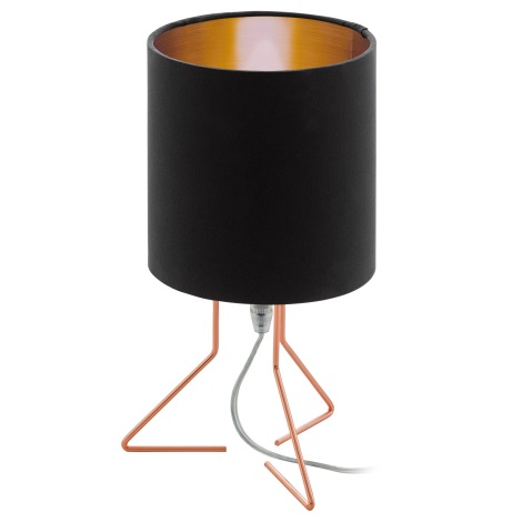 Eglo 95758- Asztali lámpa NAMBIA 1 1xE14/60W/230V