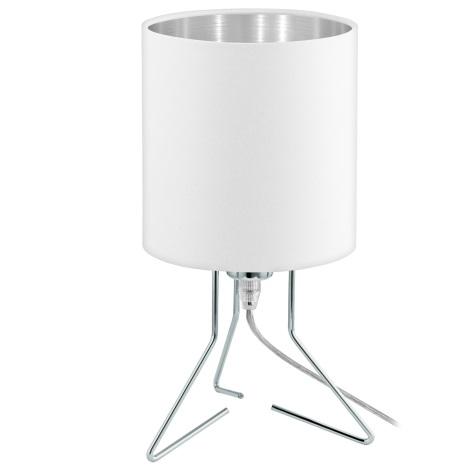 Eglo 95759- Asztali lámpa NAMBIA 1 1xE14/60W/230V