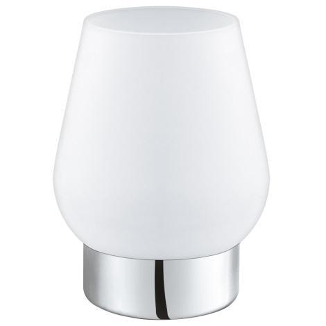 Eglo 95761 - Asztali lámpa DAMASCO 1 1xE14/60W/230V