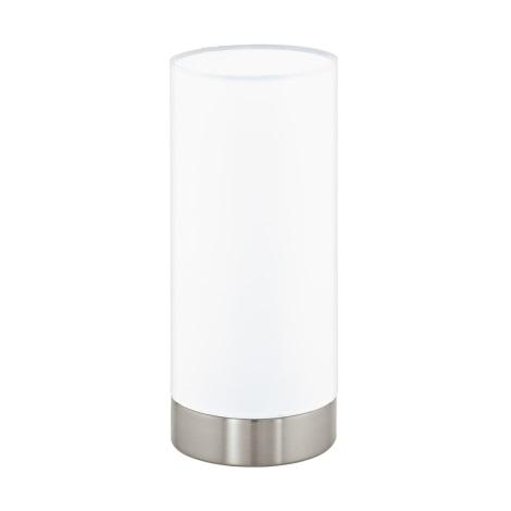 Eglo 95776 - Asztali lámpa DAMASCO 1 1xE27/60W/230V