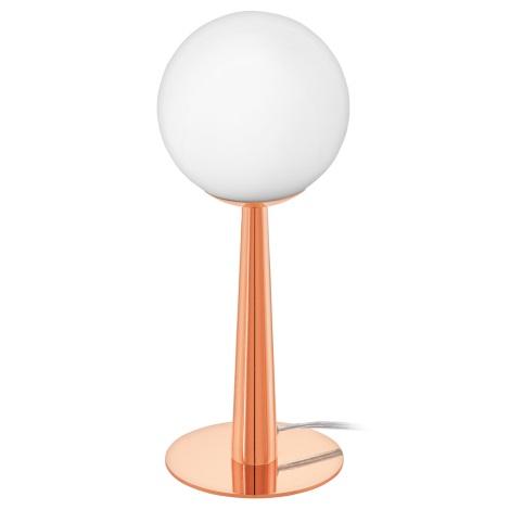 Eglo 95779 - Asztali lámpa BUCCINO 1xG9-LED/2,5W/230V