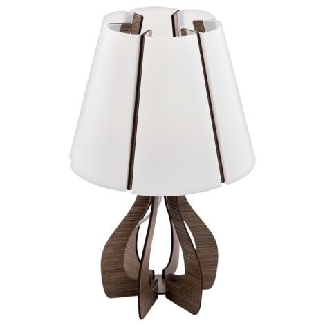Eglo 95795 - Asztali lámpa COSSANO 1xE14/40W/230V