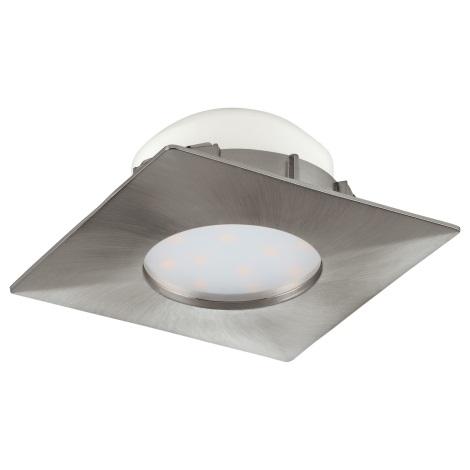 Eglo 95799- LED Beépíthető lámpa PINEDA 1xLED/6W/230V