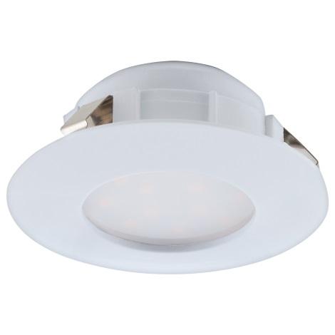 Eglo 95804 - LED Beépíthető lámpa PINEDA 1xLED/6W/230V