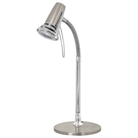 Eglo 95828 - LED Asztali lámpa LEO 1xGU10-LED/4W/230V