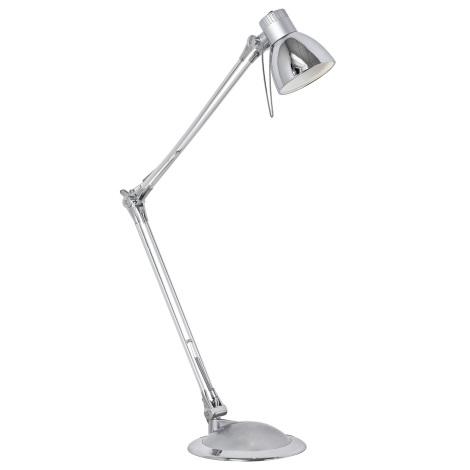 Eglo 95829 - LED Asztali lámpa PLANO 1xGU10-LED/4W/230V
