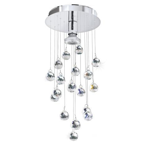 Eglo 95834 - LED Mennyezeti lámpa LUXY LED 1xGU10-LED/4W/230V