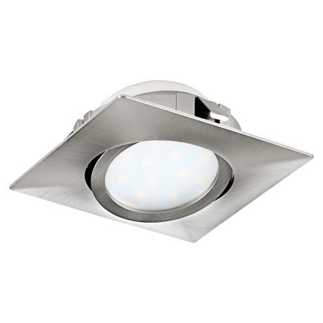 Eglo 95843 - LED Beépíthető lámpa PINEDA 1xLED/6W/230V