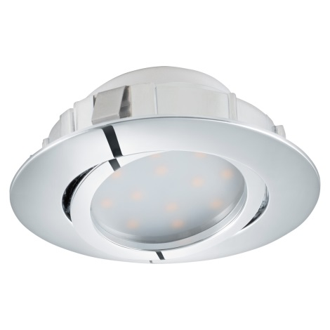 Eglo 95848 - LED Beépíthető lámpa PINEDA 1xLED/6W/230V