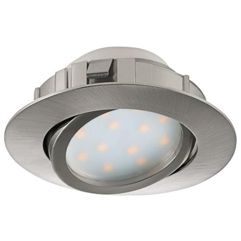 Eglo 95856 - LED Beépíthető lámpa PINEDA 1xLED/6W/230V