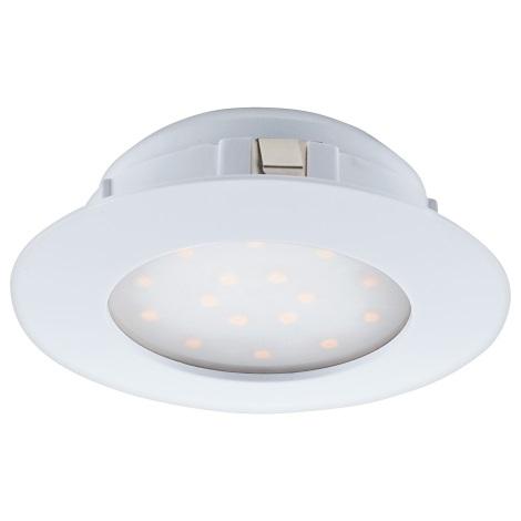 Eglo 95874- LED Beépíthető lámpa PINEDA 1xLED/12W/230V