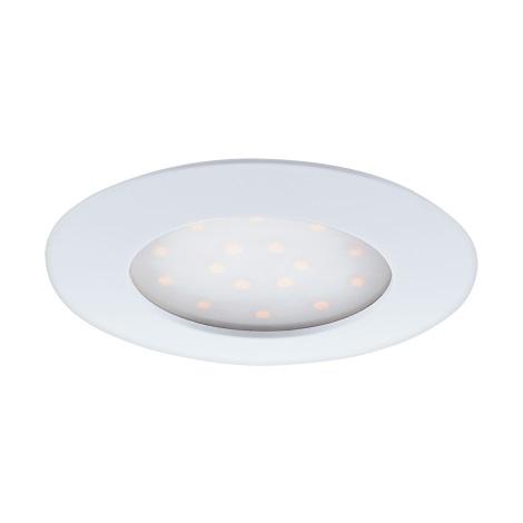 Eglo 95887- LED Beépíthető lámpa PINEDA 1xLED/12W/230V