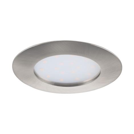 Eglo 95889- LED Beépíthető lámpa PINEDA 1 1xLED/12W/230V