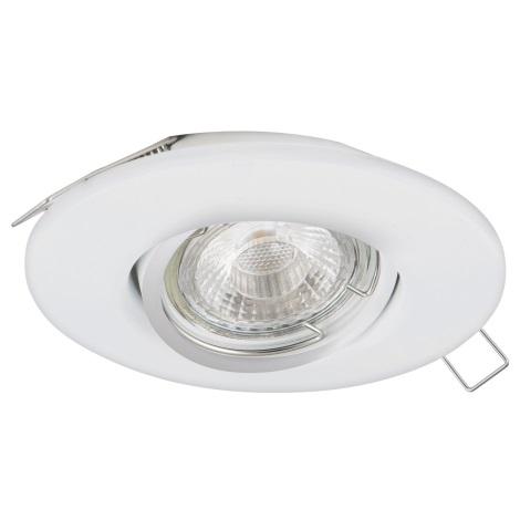 Eglo 95894 - LED Beépíthető lámpa PENETO 1 1xGU10-LED/3W/230V