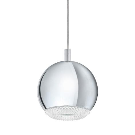 Eglo 95911 - LED Csillár CONESSA 1xGU10-LED/4W/230V