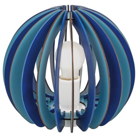 Eglo 95951 - Asztali lámpa FABELLA 1xE27/42W/230V