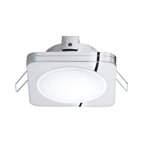 Eglo 95963- LED Beépíthető lámpa PINEDA 1 1xLED/6W/230V