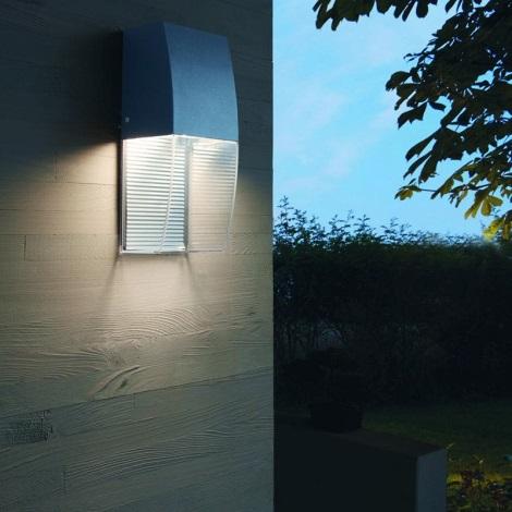 Eglo 95991 - LED Kültéri fali lámpa SERVOI LED/3,7W