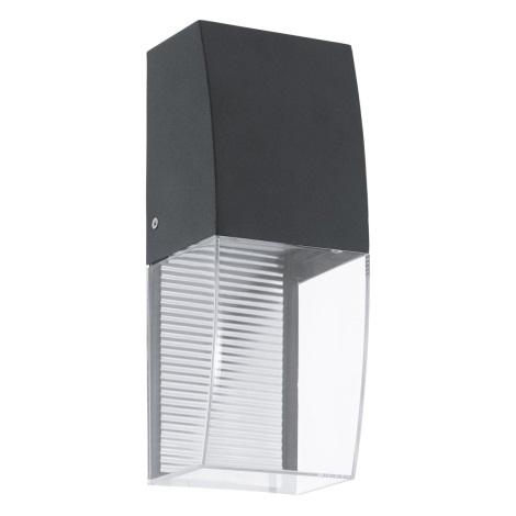 Eglo 95992 - LED Kültéri fali lámpa SERVOI LED/3,7W