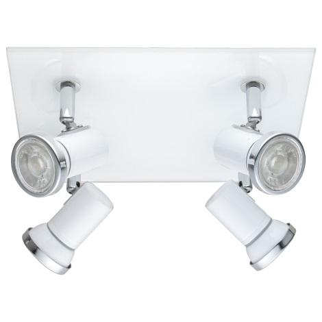 Eglo 95995 - LED Fürdőszobai lámpa TAMARA 1 4xGU10-LED/3,3W/230V