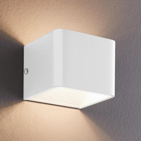 Eglo 96047 - LED Fali lámpa SANIA 3 LED/6W/230V