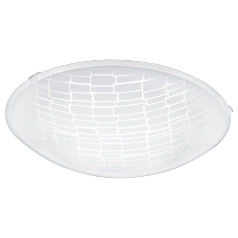 Eglo 96083 - LED Mennyezeti lámpa MALVA 1 LED/16W/230V