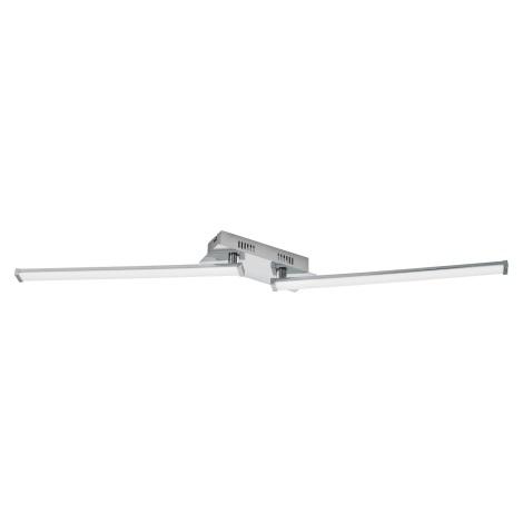 Eglo 96107 - LED Mennyezeti lámpa LASANA 2 2xLED/9W/230V