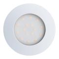Eglo 96416 - LED Kültéri beépíthető lámpa PINEDA-IP LED/12W IP44