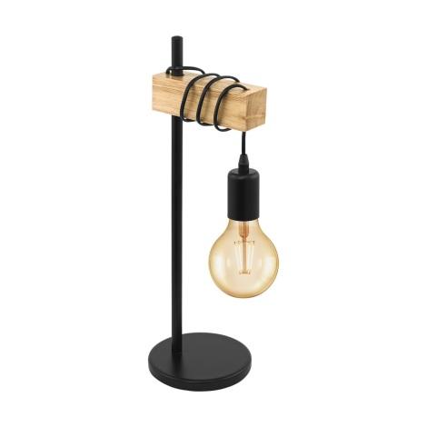 Eglo - Asztali lámpa 1xE27/10W/230V