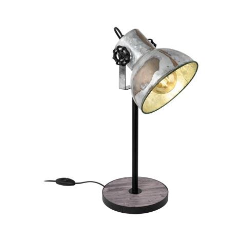 Eglo - Asztali lámpa 1xE27/40W/230V