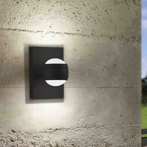 Eglo - LED kültéri lámpa 2xLED/3,7W/230V