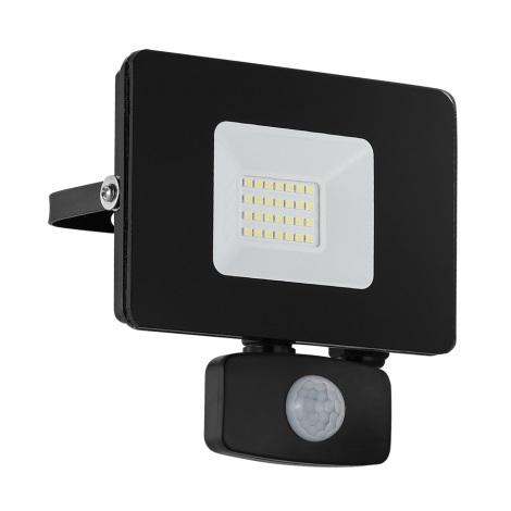Eglo - LED Reflektor érzékelős LED/20W/230V