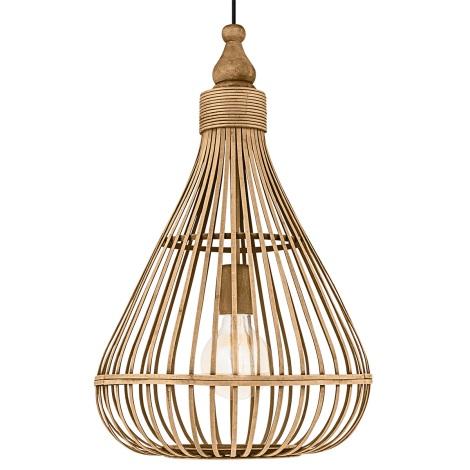 Eglo - Mennyezeti függesztékes lámpa 1xE27/60W