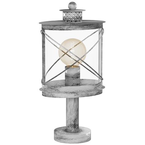 Eglo94867 - Kültéri lámpa HILBURN 1 1xE27/60W/230V