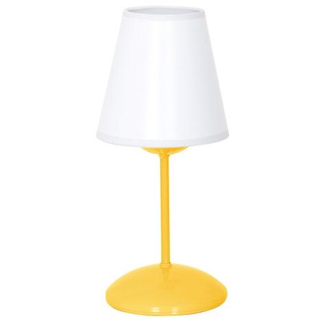 ÉJJELI LÁMPA 1xE14/60W/230V sárga