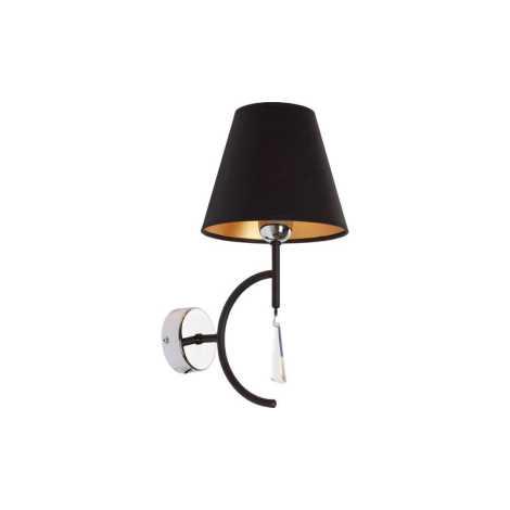 ELLICE BLACK I K fali lámpa 1xE14/60W
