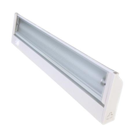 Emithor 38016 - ALBALI fali/mennyezeti lámpa 1xT5/8W fehér