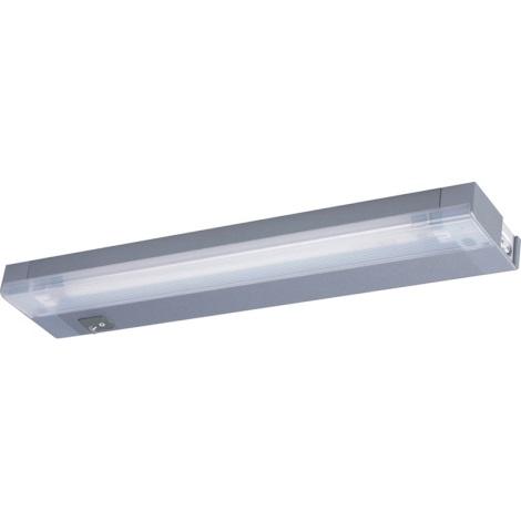 Emithor 41006 - ALCOR fali/mennyezeti lámpa 1xT5/8W ezüst