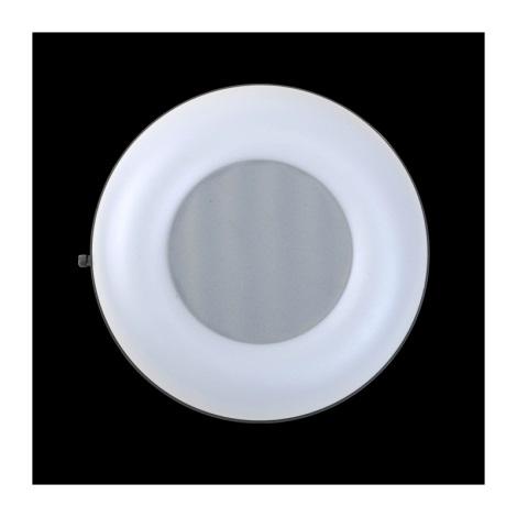 Emithor 70105 - ORIGO kültéri fali lámpa 1xE27/60W ezüst IP44