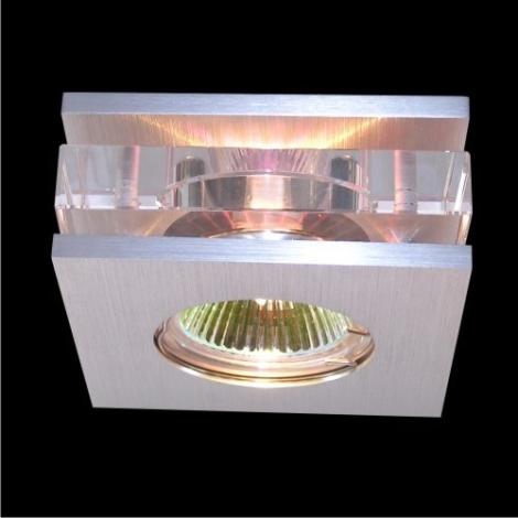Emithor 71000 - Beépíthető lámpa 1xGU10/50W króm