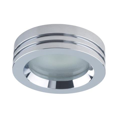 Emithor 71002 - Beépíthető lámpa 1xGU10/50W króm IP65