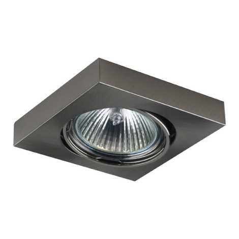 Emithor 71004 - Beépíthető lámpa 1xGU10/50W króm