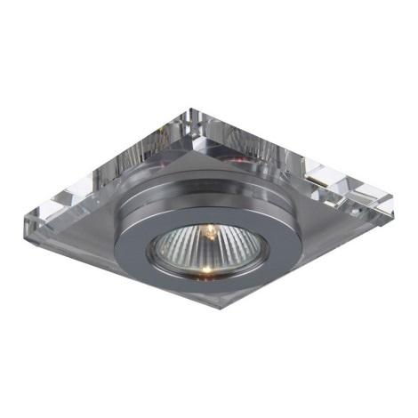 Emithor 71006 - Beépíthető lámpa 1xGU10/50W króm