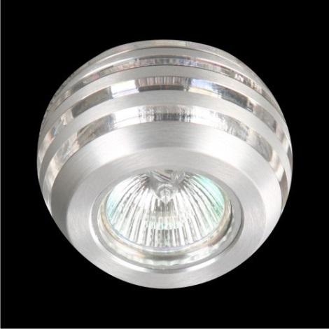 Emithor 71007 - Beépíthető lámpa 1xGU10/50W króm